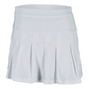 LITTLE MISS TENNIS Girls` Pleated Tennis Skort White