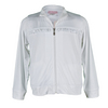 LITTLE MISS TENNIS Girls` Tennis Jacket White