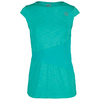 ELEVEN Women`s Slice of Life Tennis Top Aqua Breeze