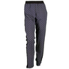 LUCKY IN LOVE Women`s Diamond Soft Tennis Pant Print