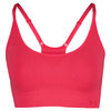UNDER ARMOUR Women`s UA Seamless Bra Pink Shock