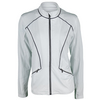 Women`s Willa Tennis Jacket White by TAIL