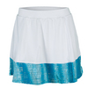 TAIL Women`s Ashley Tennis Skort White and Sequin Skies