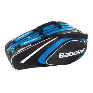 BABOLAT CLUB LINE 12 PACK TENNIS BAG BLUE