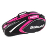 BABOLAT Club Line 6 Pack Tennis Bag Pink