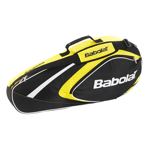Club Line 3 Pack Tennis Bag Yellow