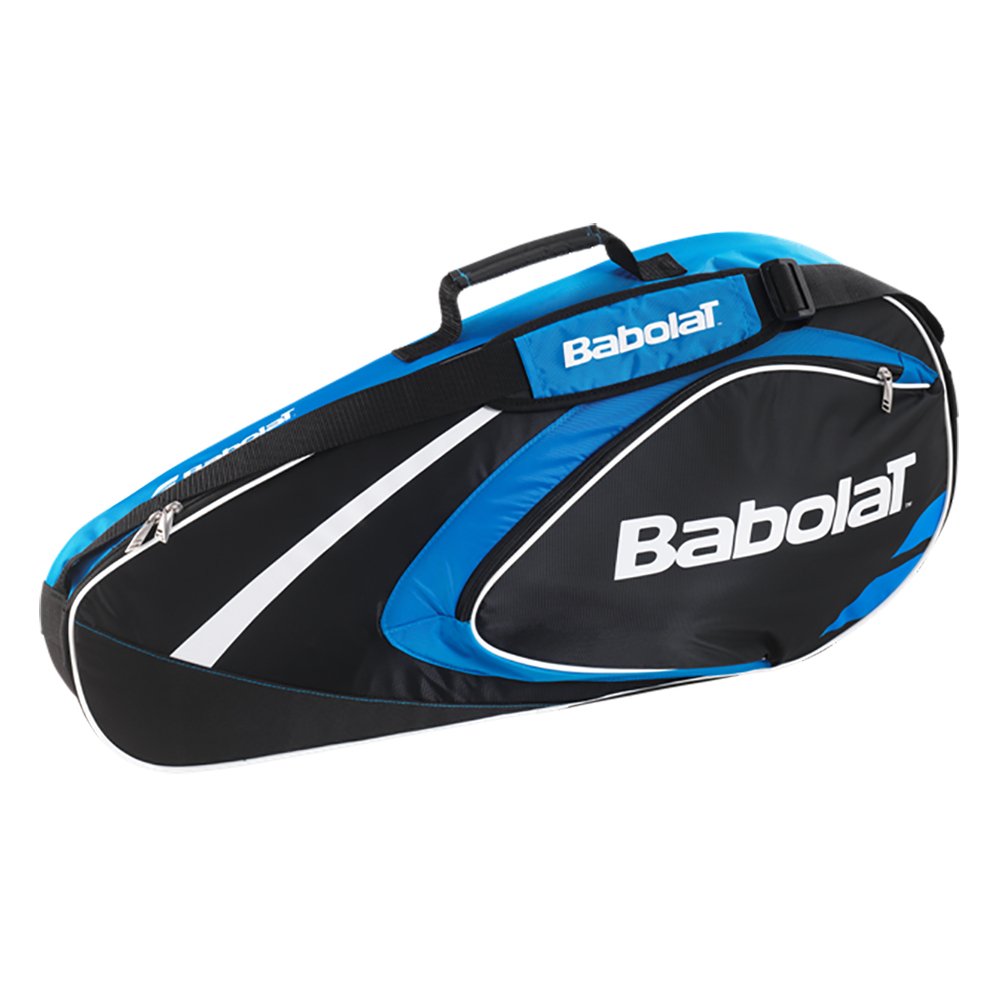 Club Line 3 Pack Tennis Bag Blue