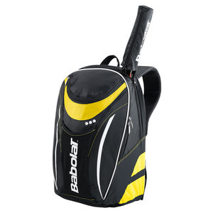 Club Line Tennis Backpack Yellow