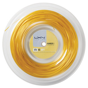 4G Soft 16L Tennis String Reel Gold