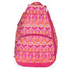 ALL FOR COLOR Sunrise Ikat Tennis Backpack
