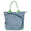 Nautical Tide Tennis Tote by ALL FOR COLOR