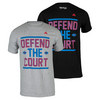 Men`s Defend the Court Tennis Tee by ADIDAS