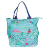 ALL FOR COLOR Island Time Tennis Tote