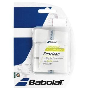 Zeoclean Tennis Overgrip White