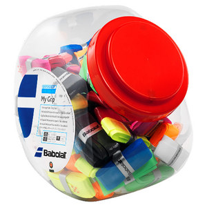 My Grip Jar Tennis Overgrip 70 Count