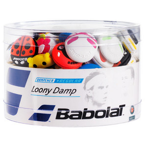 Loony Damp Tennis Damperers Jar 75 Count