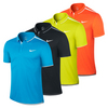 NIKE Men`s Color Dry Tennis Polo