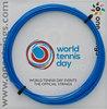 Carbon Tour 17G Tennis String BLUE