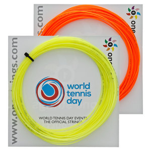 ONE STRINGS T FLEX 16G TENNIS STRING