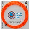T Flex 16G Tennis String ORANGE