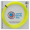 T Flex 16G Tennis String YELLOW