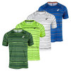 ASICS Men`s Club Graphic Short Sleeve Tennis Tee