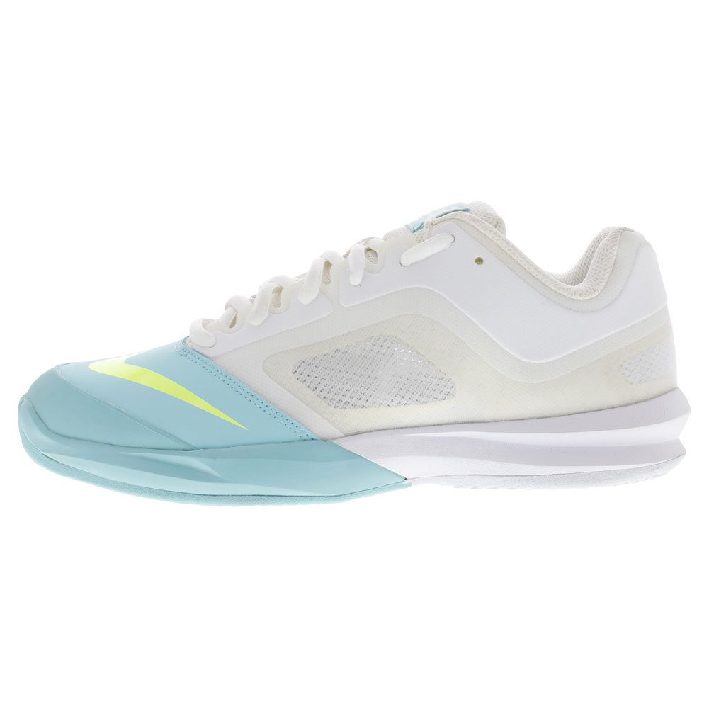 s dri fit ballistec advantage tennis shoes white and
