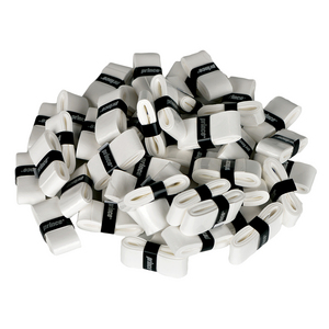TackyPro Bulk Pack Tennis Overgrip White