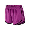 NIKE Women`s Extended Size Tempo Short Fuchsia Flash