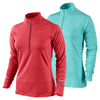 NIKE Women`s Element Half-Zip Top
