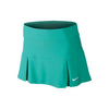 NIKE Women`s Four Pleated Knit 13 Inch Tennis Skort Light Retro