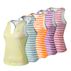 NIKE Women`s Stripe Pure Tennis Tank
