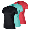 NIKE Women`s Challenger Short Sleeve Top