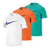 NIKE Men`s Practice Short Sleeve Tennis Top