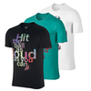 NIKE Men`s Contender Loud Tennis Tee