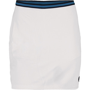 Women`s A Line Tennis Ball Skort White