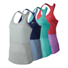 NIKE Women`s Dri-Fit Touch Tennis Tank
