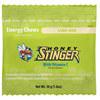 Organic Energy Chews 1.8 Oz Bag 72412_LIMEADE_CAFFN