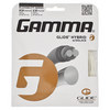 GAMMA Glide Hybrid With Solace Tennis String