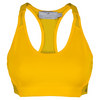 ADIDAS Women`s Stella McCartney Sports Tennis Bra Amber Yellow