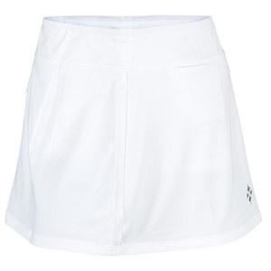 Women`s Jacquard Swing Jacquard Swing Tennis Skort White