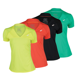Women`s Athlete Short Sleeve Tennis Tee
