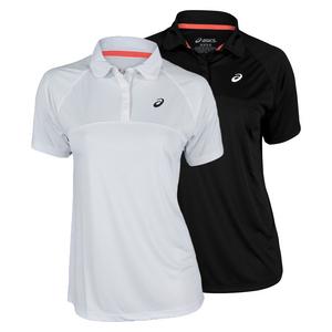 Women`s Club Short Sleeve Tennis Polo