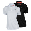 ASICS Women`s Club Short Sleeve Tennis Polo
