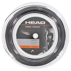 HEAD HAWK TOUCH TENNIS STRING REEL ANTHRACITE