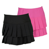BOLLE Women`s Cover Girl 13.5 Inch Pleated Tennis Skort
