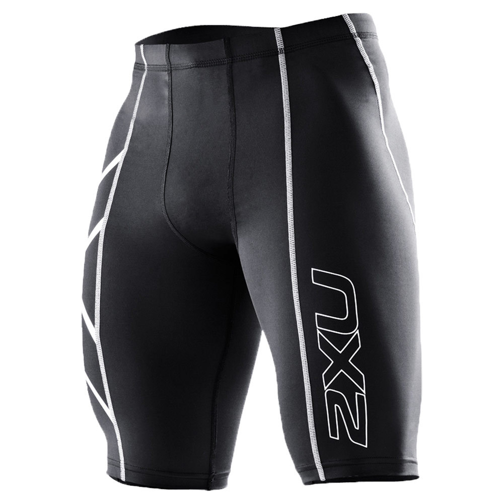 Men's Compression Shorts Black