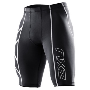 Men`s Compression Shorts Black