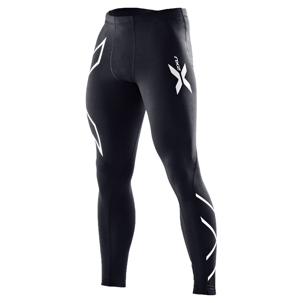 Men's Compression Tights Black