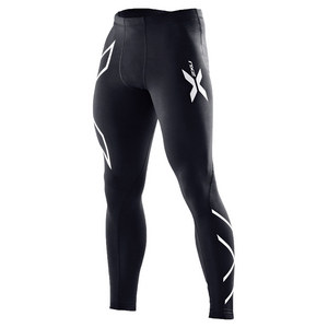 Men`s Compression Tights Black